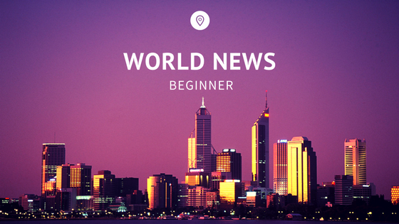 World News - Beginner