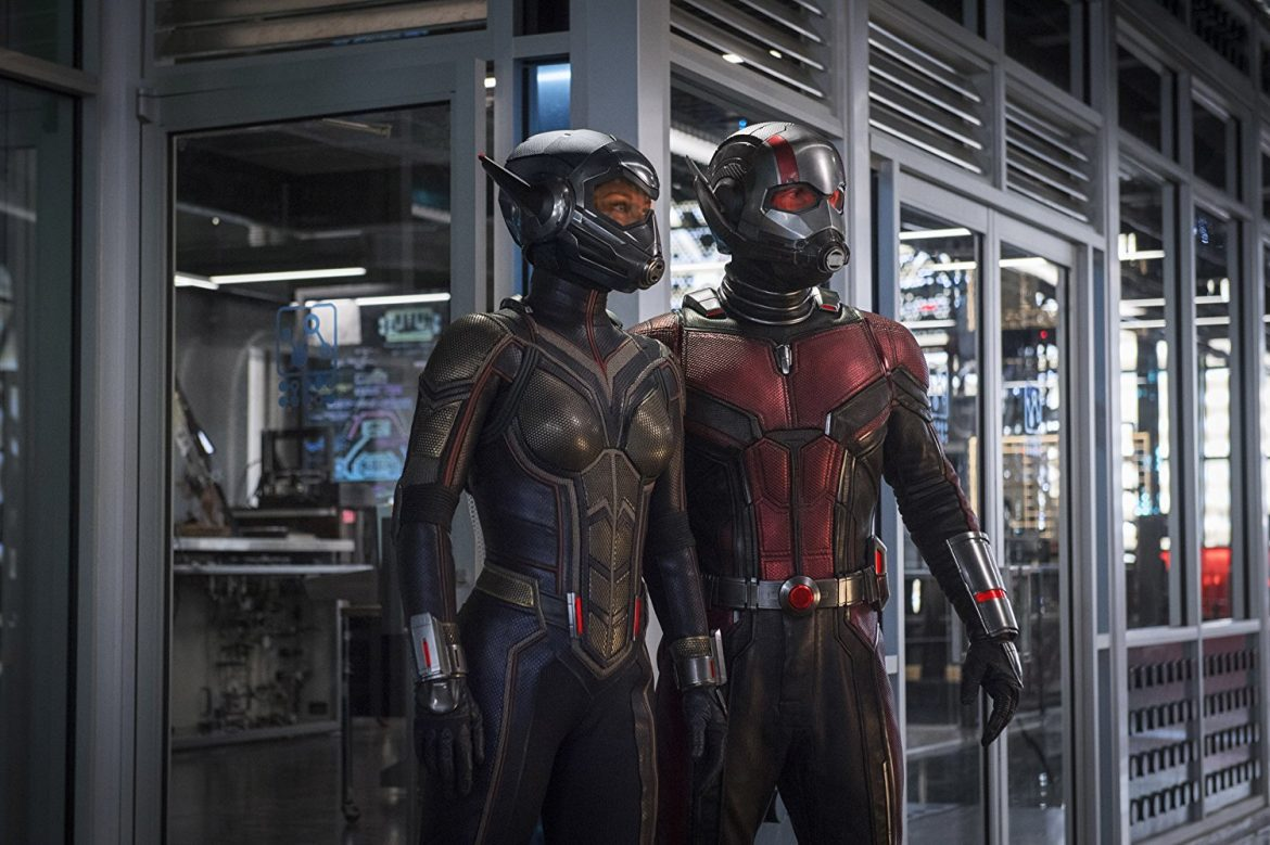 Ant-Man and the Wasp on becoming the box-office movie of the year