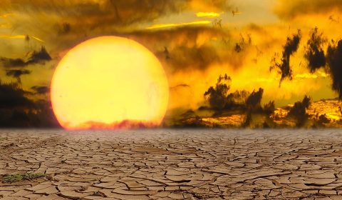 landscape-Human-caused activities result to extreme weather conditions