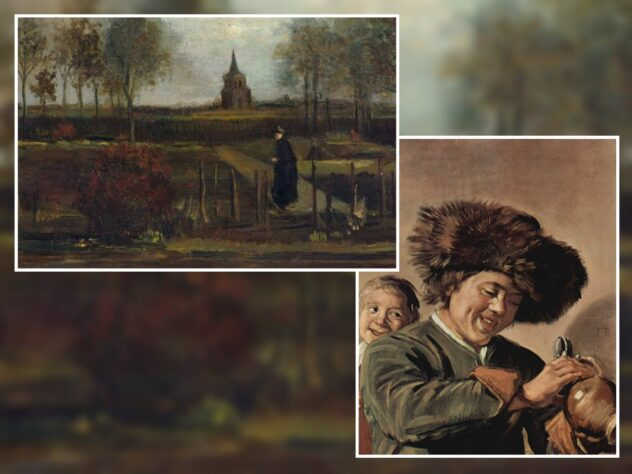 Suspects for stealing Van Gogh and Frans Hals paintings from museums arrested