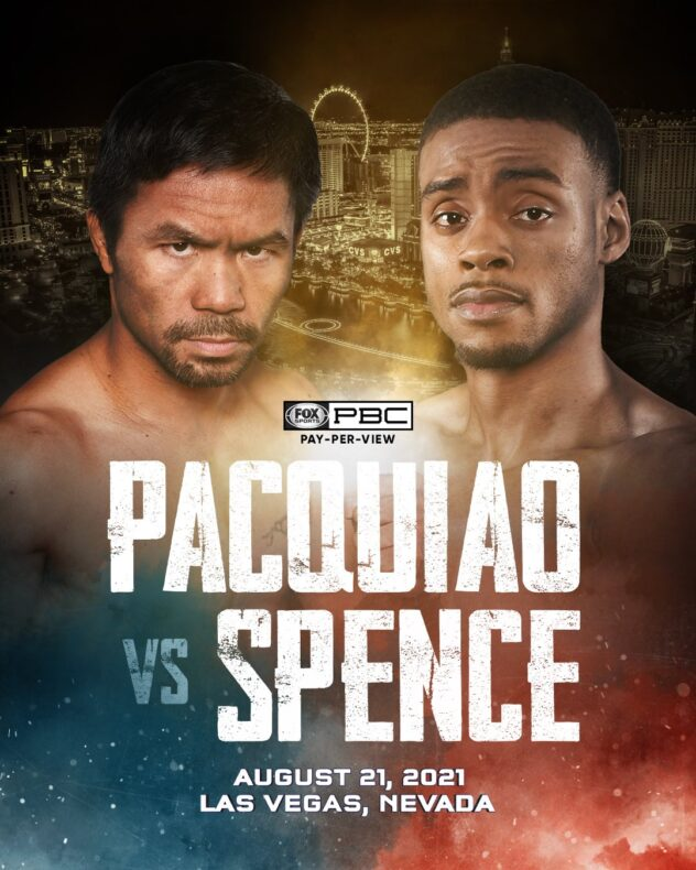 Pacquiao-Spence-to-face-in-August