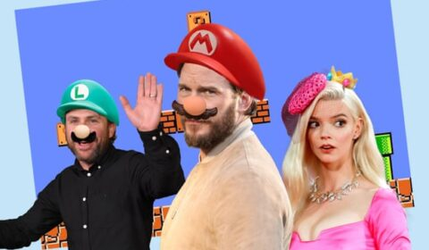 Super Mario animated film to be released next year